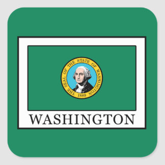 Washington Square Sticker
