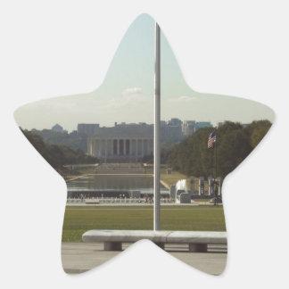 Washington Star Sticker