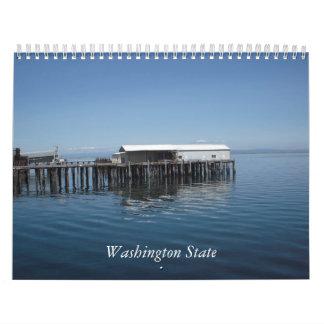 Washington State Calendar