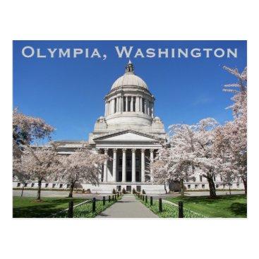 northwestphotos Washington State Capitol Travel Photo Postcard