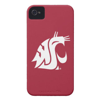 Washington State Cougar Case-Mate iPhone 4 Cases