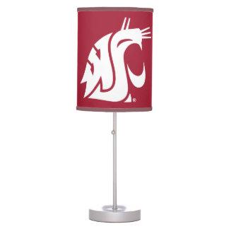 Washington State Cougar Desk Lamps