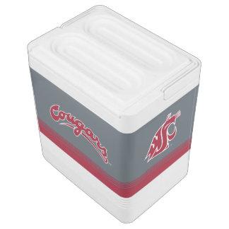 Washington State Cougar Drink Cooler