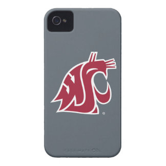 Washington State Cougar iPhone 4 Case-Mate Cases
