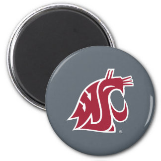 Washington State Cougar Magnet