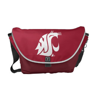Washington State Cougar Messenger Bag