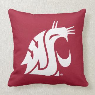 Washington State Cougar Pillow
