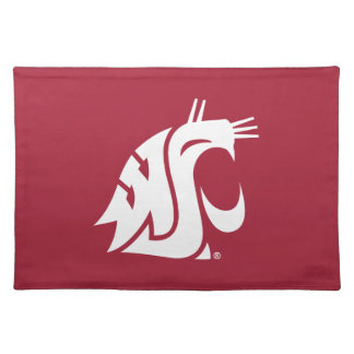 Washington State Cougar Placemat