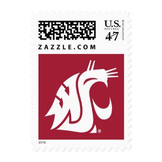 Washington State Cougar Postage