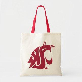 Washington State Cougar Tote Bag