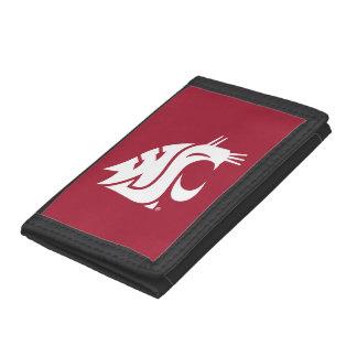 Washington State Cougar Trifold Wallet