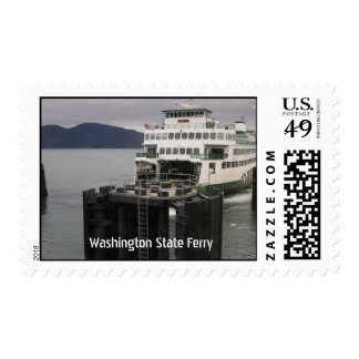 Washington State Ferry Postage Stamps