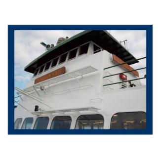 Washington State Ferry Postcard