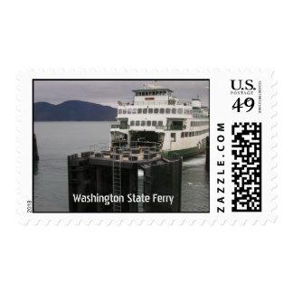 Washington State Ferry Stamp