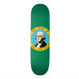 Washington State Flag Skateboards