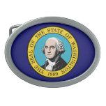 Washington State Great Seal Belt Buckles