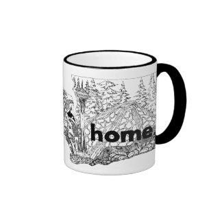 """Washington State """"Home""""  Mug"""