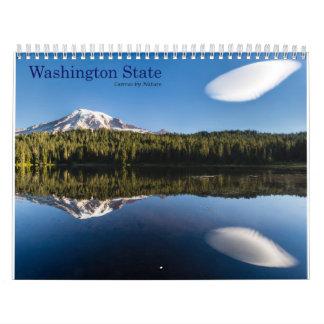 Washington State Nature Calendar