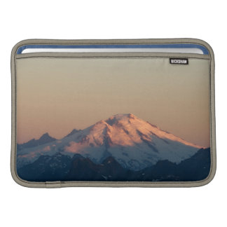 Washington State, North Cascades. Mount Baker Sleeve For MacBook Air