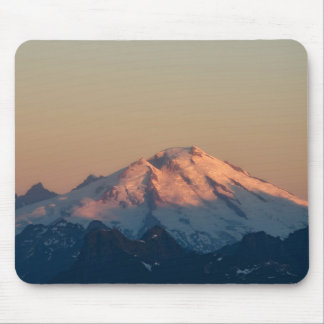 Washington State, North Cascades. Mount Baker Mouse Pad