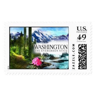 Washington State Stamp