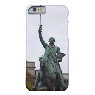 WASHINGTON STATUE BARELY THERE iPhone 6 CASE