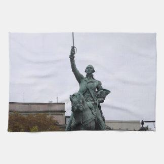 WASHINGTON STATUE HAND TOWEL