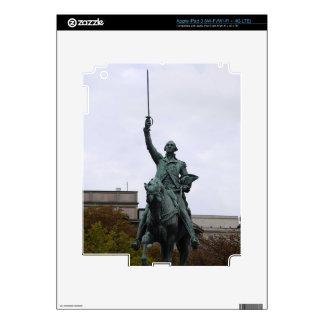 WASHINGTON STATUE iPad 3 DECAL