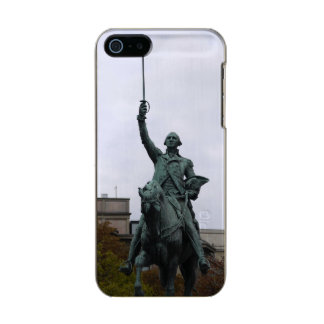 WASHINGTON STATUE METALLIC iPhone SE/5/5s CASE
