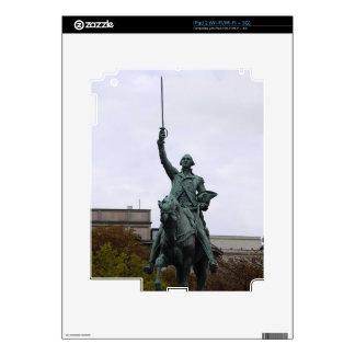 WASHINGTON STATUE SKINS FOR iPad 2