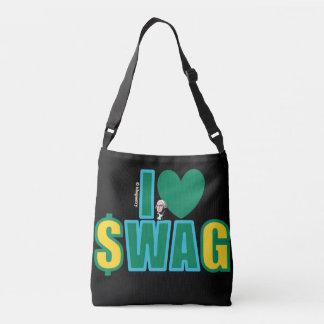 Washington Swag (on a darker-colored) Crossbody Bag