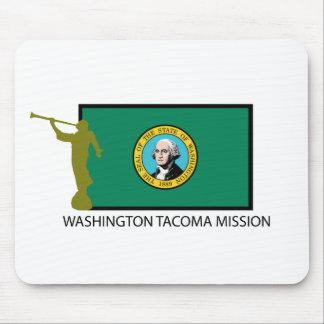 WASHINGTON TACOMA MISSION LDS CTR MOUSEPADS