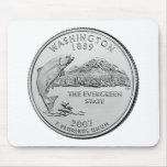Washington Tapete De Ratones