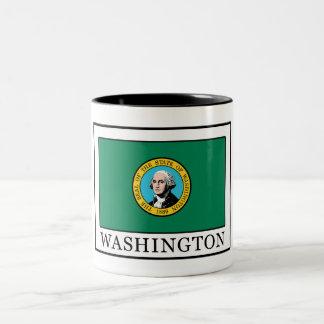 Washington Taza De Dos Tonos