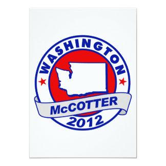 Washington Thad McCotter Card