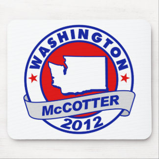 Washington Thad McCotter Mouse Pad