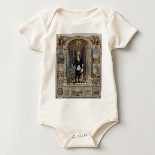 Washington The Mason II Baby Bodysuit