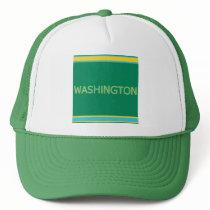 Washington Trucker Hat - Cap