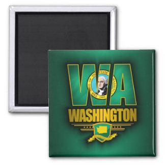 Washington (WA) Magnet