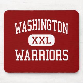 Washington - Warriors - High - Washington Oklahoma Mouse Mat