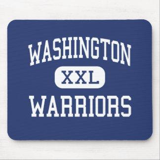 Washington Warriors Middle Springfield Mouse Pad