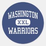 Washington Warriors Middle Springfield Sticker