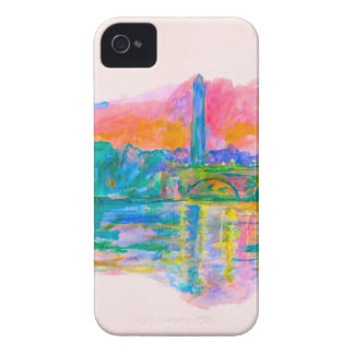 Washington Wave iPhone 4 Cover