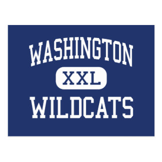 Washington - Wildcats - Junior - Naperville Postcard