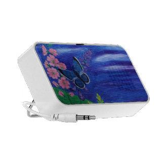 Washington Wildflowers Portable Speakers