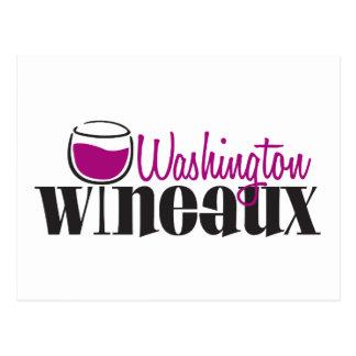 Washington Wineaux Post Cards
