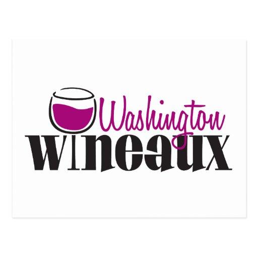Washington Wineaux Postales