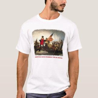 Washington X-Dressing the Delaware T-Shirt