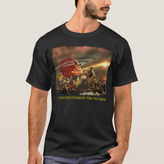 Washington X-ing the Universe T-Shirt