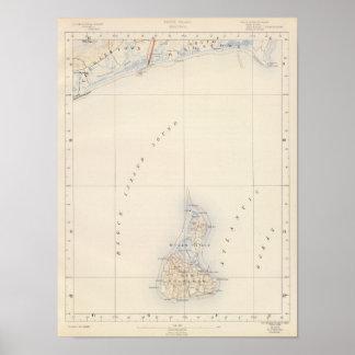 Washington y el condado de Newport 2 Póster